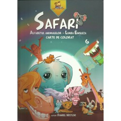 Safari - Alfabetul animelelor