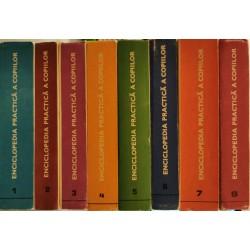Enciclopedia practica a copiilor (8 volume) - Prof. Dr. Patita Silvestru (coord.)