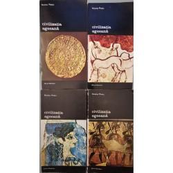 Civilizatia egeeana (Vol. 1, 2, 3, 4) - Nicolas Platon