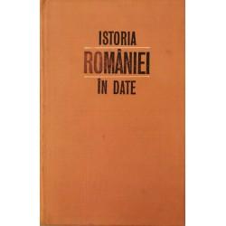 Istoria Romaniei in date - Constantin C. Giurescu (coord.)