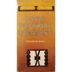 Poezii populare romanesti - Ion Caliman, Cornel Veselau