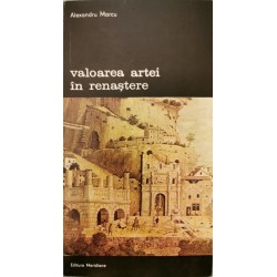 Valoarea artei in Renastere - Alexandru Marcu