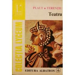 Teatru - Plaut, Terentiu