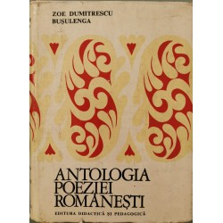 Antologia poeziei romanesti - Zoe Dumitrescu Busulenga