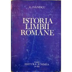 Istoria limbii romane - G. Ivanescu