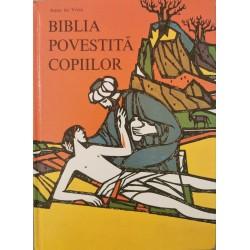 Biblia povestita copiilor - Anne de Vries