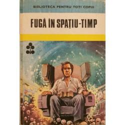 Fuga in spatiu-timp (Antologie de povestiri SF)