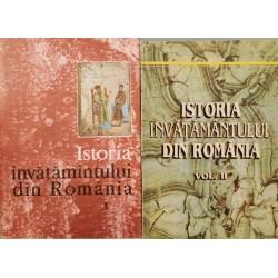 Istoria invatamantului din Romania (Vol. 1 + 2) - Stefan Pascu (Coord.)