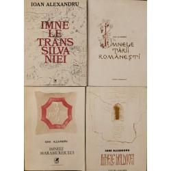 Imnele (Transilvaniei, Tarii Romanesti, Maramuresului, Moldovei) - Ioan Alexandru (4 volume)