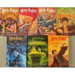 Harry Potter (seria completa, ed. Egmont) - J. K. Rowling