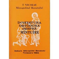 Invatatura ortodoxa despre mintuire - Nicolae Mitropolitul Banatului
