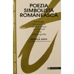 Poezia simbolista romaneasca - Antologie de Rodica Zafiu