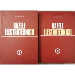 Bazele electrotehnicii (Vol. 1 + 2) - Pl. Andronescu