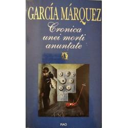 Cronica unei morti anuntate - Gabriel Garcia Marquez