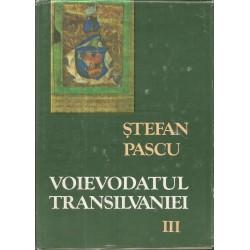 Voievodatul Transilvaniei (Vol. 3) - Stefan Pascu