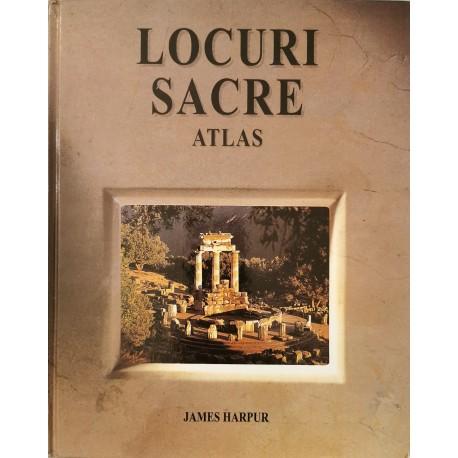 Locuri sacre - ATLAS. Acolo unde cerul si pamantul se intalnesc - James Harpur