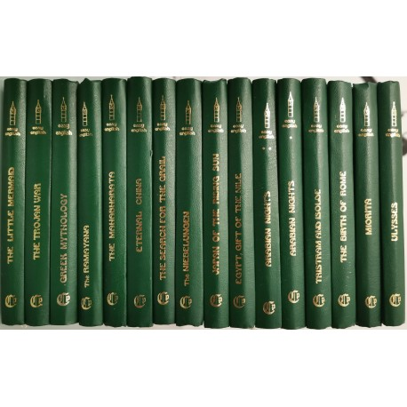 Colectia Easy English (16 vol.) - Prietenii cartii