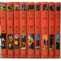 Colectie Jules Verne - lb. Franceza (9 vol.) - Ed. E.E.P.R. Paris
