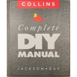 Collins Complete DiY Manual - Albert Jackson, David Day