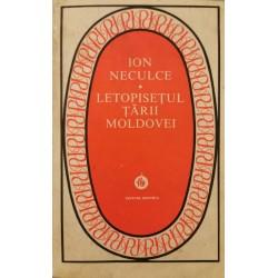 Letopisetul Tarii Moldovei - Ion Neculce