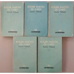 Familia Thibault (Vol. 1-5) - Roger Martin du Gard