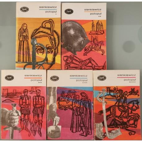 Potopul (vol. 1-5) - Henryk Sienkiewicz