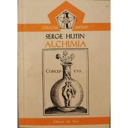 "Alchimia (Colectia ,,Initieri"", vol. 3) - Serge Hutin"