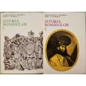 Istoria romanilor (Vol. 1 + 2) - Constantin C Giurescu, Dinu C. Giurescu