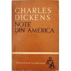 Note din America - Charles Dickens