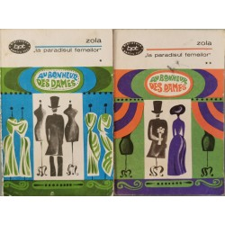 La Paradisul femeilor (Vol. 1 + 2)- Emile Zola