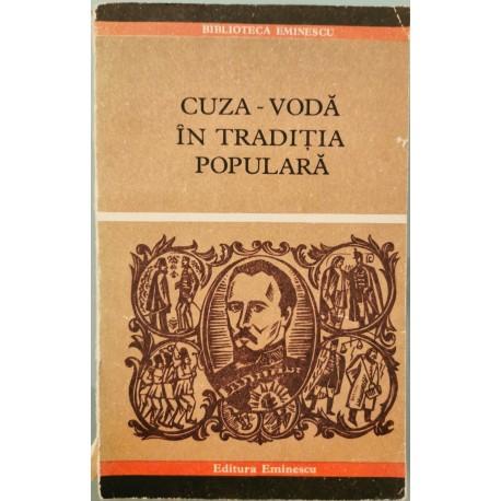 Cuza-Voda in traditia populara