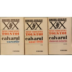Calvarul (Vol. 1, 2, 3) - Alexei Nikolaevici Tolstoi