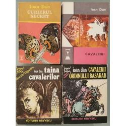 Ciclul Cavalerii (4 volume) - Ioan Dan
