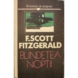 Blindetea noptii - F. Scott Fitzgerald