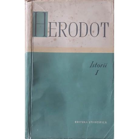 Herodot - Istorii (vol. 1 + 2)