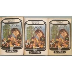 Contele de Monte-Cristo (Vol. 1, 2, 3) - Alexandre Dumas