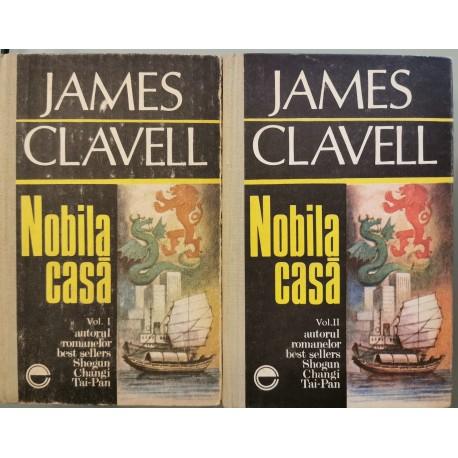 Nobila casa (Vol. 1 + 2) - James Clavell