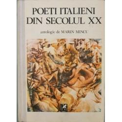 Poeti italieni din secolul XX - Antologie de Marin Mincu