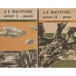 Scrieri (2 vol.). Poezii. Proze - A. E. Baconsky