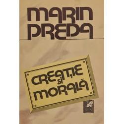 Creatie si morala - Marin Preda
