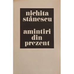 Amintiri din prezent - Nichita Stanescu