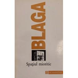 Spatiul mioritic - Lucian Blaga