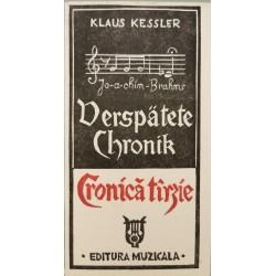 Verspatete Chronik/Cronica tirzie - Klaus Kessler