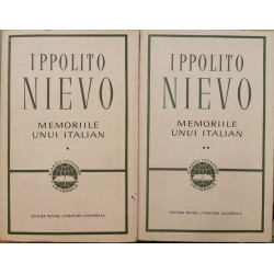 Memoriile unui italian (Vol. 1 + 2) - Ippolito Nievo
