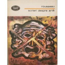 Scrieri despre arta - Jean-Jacques Rousseau
