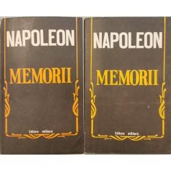 Memorii (Vol. 1 + 2) - Napoleon
