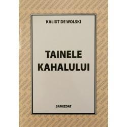 Tainele Kahalului - Kalixt de Wolski