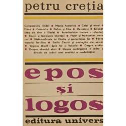 Epos si logos - Petru Cretia