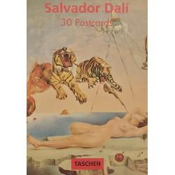 Salvador Dali - set de 30 de carti postale