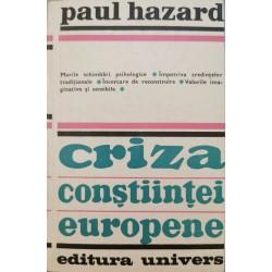 Criza constiintei europene (1680-1715) - Paul Hazard